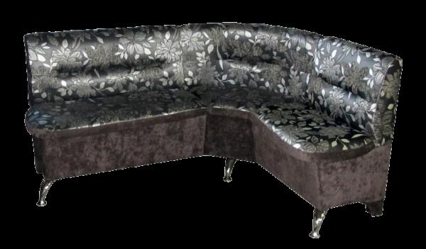 Угловой кухонный диван Лира 7