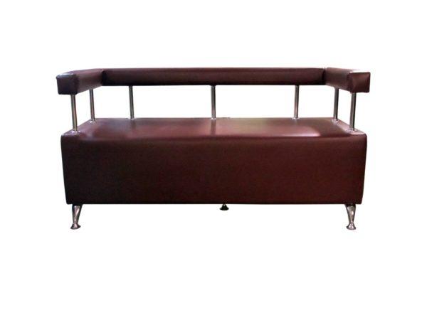Нестандартный диван для кухни